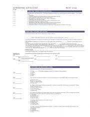 english teaching worksheets other writing worksheets. Black Bedroom Furniture Sets. Home Design Ideas