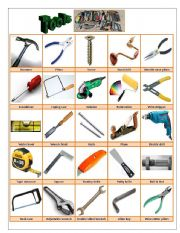HANDY TOOLS we use in the home and workplace.