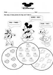 math worksheet : english worksheets disney math : Math English Worksheets