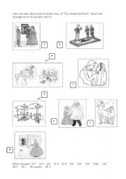 English Worksheet: Halloween Story: The Canterville Ghost - part 4/4