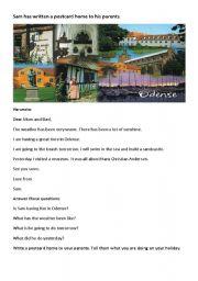 a martian sends a postcard home by craig raine essay