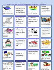 English Worksheets: ERROR CORRECTION