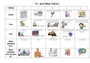 English Worksheets: Trivia Series_2
