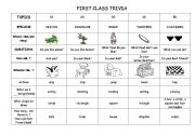 English Worksheets: Trivia series_3