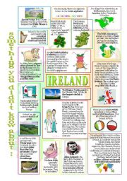 something u didn´t know about Ireland