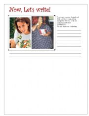 English Worksheets: Compare