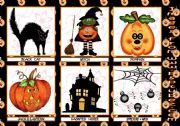 Halloween flashcards 3rd set