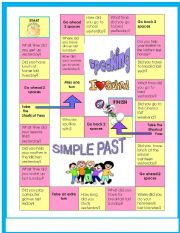 ... Pictures simple present esl worksheet printable english activity