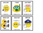 English Worksheets: contractions 7/7    Final one!