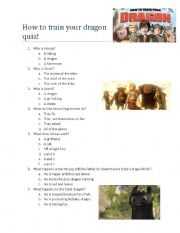 How to train your dragon quiz esl worksheet by curlyju how to train your dragon quiz ccuart Image collections