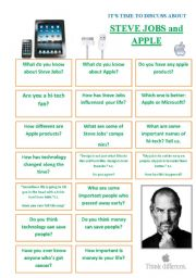 It´s time to discuss about Steve Jobs and Apple