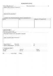 English Worksheets: isaac berlin reading comprehension worksheet