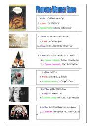 English Worksheet: Phoneme Pronunciation Game