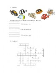 Clean image inside spanish placement test printable