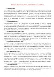 English Worksheets: van hoc
