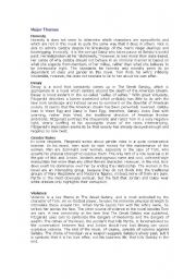 English Worksheets: Thr Great Gasby