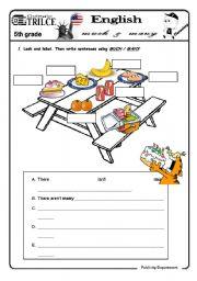 English Worksheet: MUCH & MANY