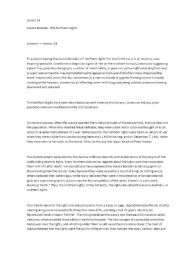 English Worksheets: Aurora Borealis - The Northern Lights