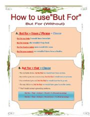 English Worksheets: How to use