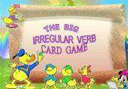 English Worksheet: The big irregular verb game - Set 12