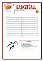 basketball worksheets. Black Bedroom Furniture Sets. Home Design Ideas