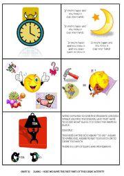 English Worksheet: Slang (3 of 3) - 17 slang - activity