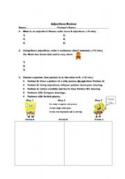 English teaching worksheets: Reviews
