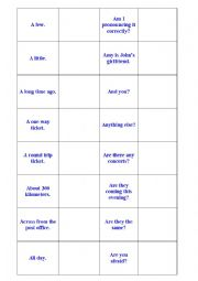 1000 most common English phrases flashcards set 1 of 4