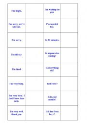 1000 most common English phrases flashcards set 3 of 4