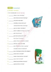 English Worksheet: much-many