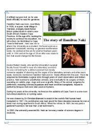Discrimination: The story of Hamilton Naki