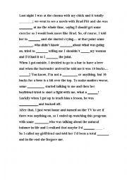 English Worksheet: Swearing/Slang
