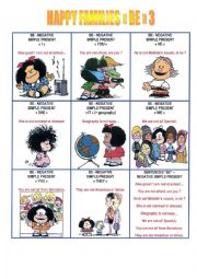 English Worksheet: happy families special