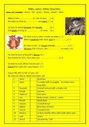 English Worksheets: leisure
