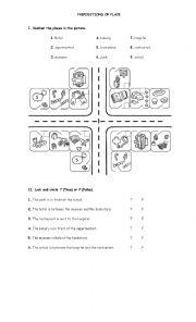 English Worksheets: Ing Form