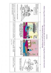 English Worksheets: IDIOMS + CARTOONS + HUMOROUS EFFECT