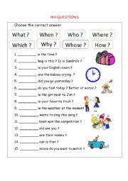 Worksheets Wh Question Worksheets english teaching worksheets wh questions questions
