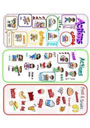 English Worksheets: Bookmarks
