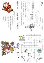 English Worksheets: Travelbook8 : Hampton Court Palace