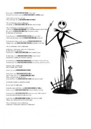 nightmare before christmas this is halloween song download