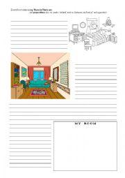 Describing rooms