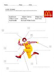 McDonald's Essay