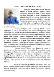 INFECTIOUS DISEASES NURSING