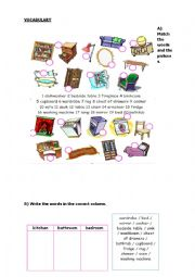 English Worksheet: Useful for my fourth grades students. Reading text about charity and vocabulary items about