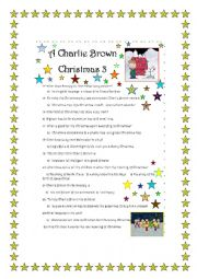 A Charlie Brown Christmas- Film part  3/3
