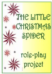 The Little Christmas Spider - children´s play