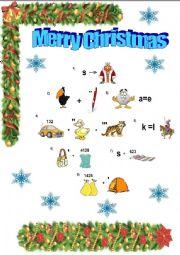 Christmas Rebus