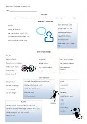 English Worksheet: Elementar English for adults