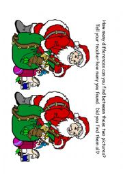 10 differences between santas