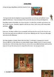 English Worksheets: Amazing